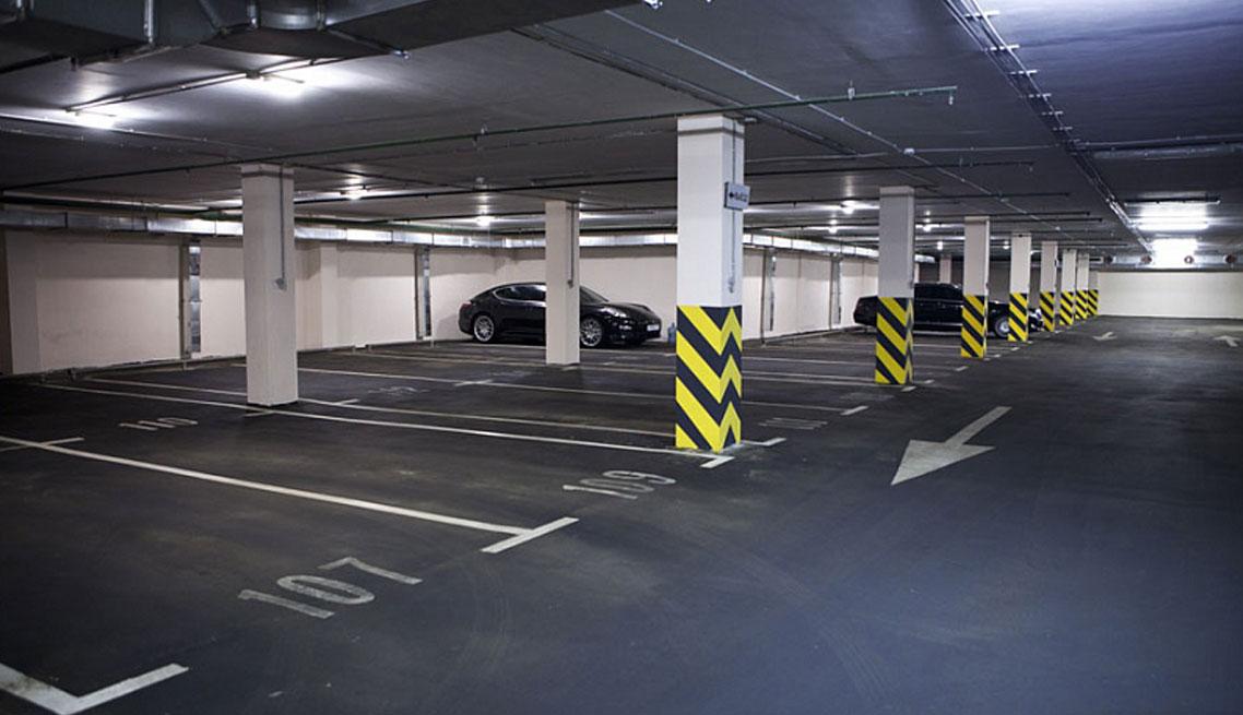 Проектирование и строительство парковок под ключ