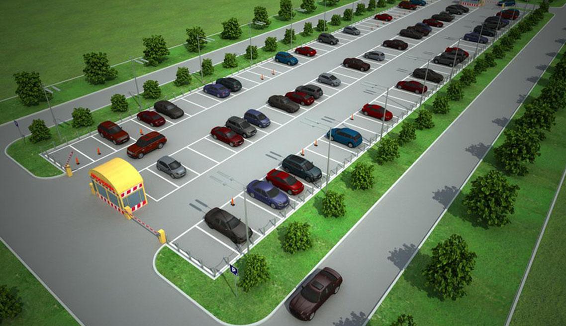 Расчёт окупаемости парковки